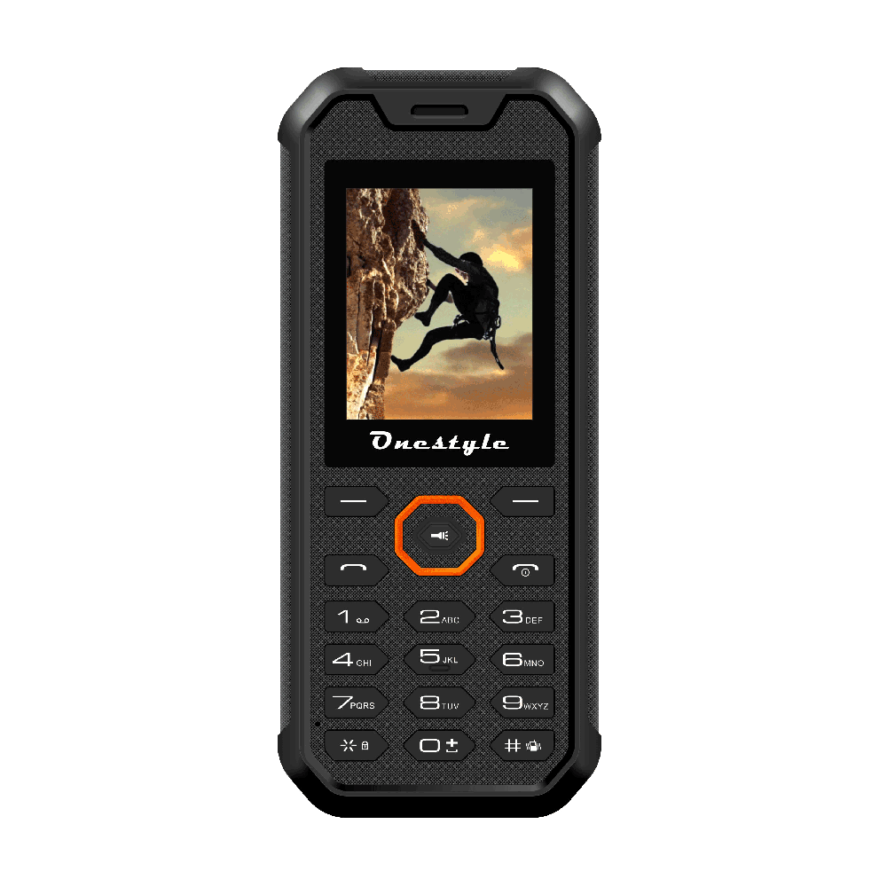 Onestyle Outdoor Dual-SIM Mobiltelefon