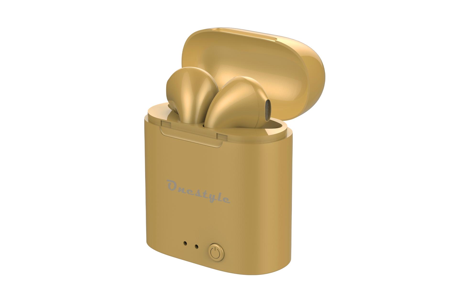 Onestyle TWS-BT-V7 Plus Bluetooth Kopfhörer, In-Ear, True-Wireless