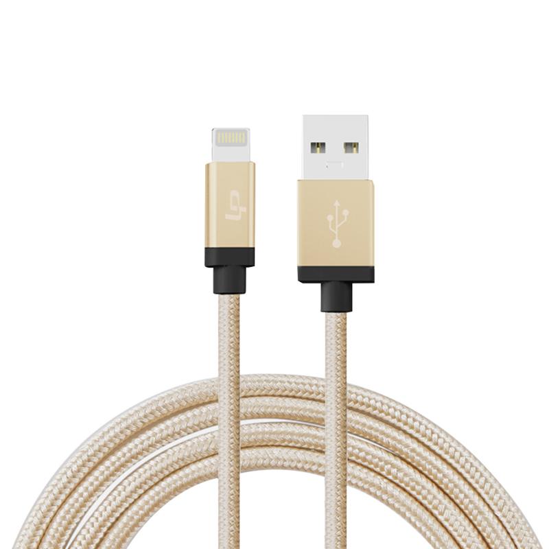 LP Lightning USB Kabel mit Apple MFI Zertifiziert für Iphone, 1 Meter